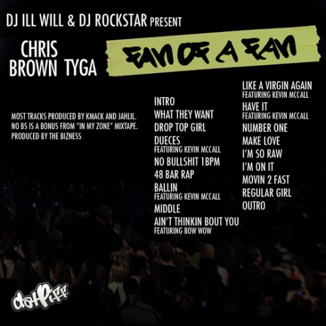 Chris Brown Tyga Mixtape on Chris Brown   Tyga     Fan Of A Fan  Mixtape     Freshman Heights
